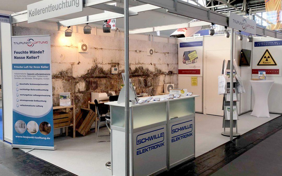 Schwille GmbH mit Taupunkt auf der Internationalen Handwerksmesse